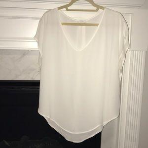 Lush V-neck blouse